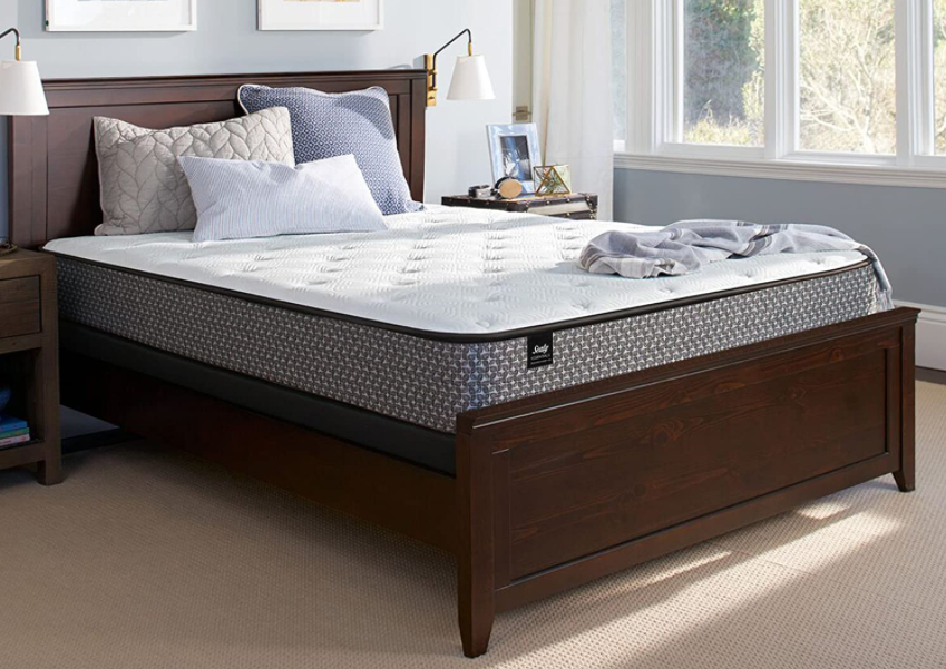 Sealy Response Essentials 8.5-Inch Firm Tight Top Mattress