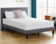 Best Hybrid: Olee Sleep 10-inch Omega Hybrid Gel Infused Memory Foam and Pocket Spring Mattress